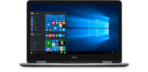 Dell Inspiron 17 7779 2-in-1 Laptop Bios update for windows 7 8 8.1 10